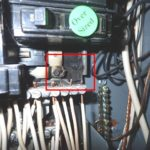 home inspections in northern virginia - electric panel