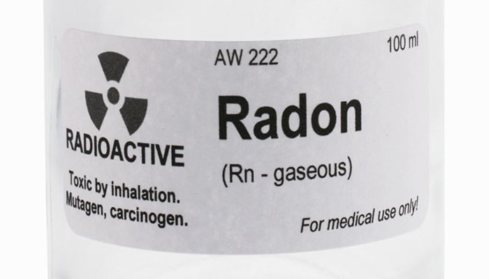 Information about radon
